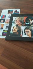 Beatles. Let It Be Laminated Outer Cover for Box Set, + Inner Trays and poster.