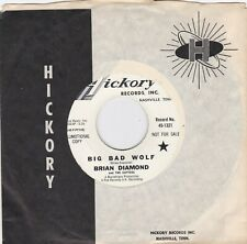 NORTHERN SOUL 45RPM - BRIAN DIAMOND ON HICKORY - RARE PROMO!  W/ FACTORY SLEEVE!