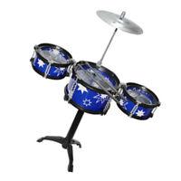 strumenti a percussione mini drum jazz set giocattolo musicale -3 batteria