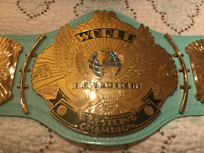 WWE Blue Winged Eagle Replica Title Belt
