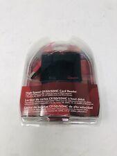 Rocketfish High-Speed CF / SD / SDHC Card Reader USB Data Transfer