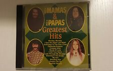 CD TE MAMAS E THE PAPAS-GREATEST HITS
