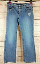 Women's Harley Davidson 4 Motorcycle Bling Rivet Stud Jeans HD 96140-07VW 28x30