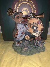 Boyds Bears and Friends - Marjorie Marchalong. One Bear Band