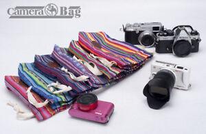 Cloth Case Cover Shell Storage Bag For Camera Polaroid Fuji Instax Mini 9 8 8+