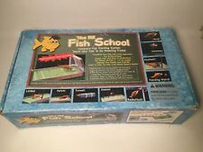 The R2 Fish School Complete Fish Training System Tropical Water Pet Novelty