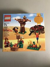 LEGO 40261 Thanksgiving Harvest 2017 Holiday Seasonal Set free shipping
