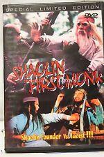 Kung Fu Classic  Shaolin First Monk ntsc import dvd English subtitle
