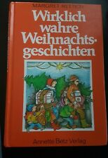 Wirklich wahre Weihnachten - Margret Rettich 1976 - ISBN 3219101216 - Gebraucht