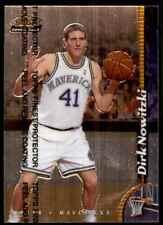 1998-99 Finest Dirk Nowitzki Rookie #234