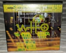 OHM CD & DVD BOX SET Early Gurus of Electronic Music Avant-garde Techno Cult