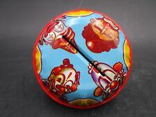 Vintage US Metal Toy Mfg Rattle Clown noise maker