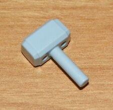 LEGO - Minifig Weapon - Hammer (Thor) - Light Gray
