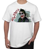 t shirt Mens Womens Kids T-shirt Why So Serious Joker Funny birthday gift joke
