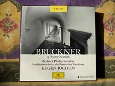 Bruckner: 9 Symphonies Eugen Jochum DG NM