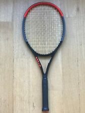 Excellent condition Wilson Clash 100 Tour Graphite Tennis Racquet 4 3/8""