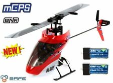 Blade BLH5180 mCP S MCPS Bind In Fly BNF RC Helicopter / Heli W 2x Lipo Battery