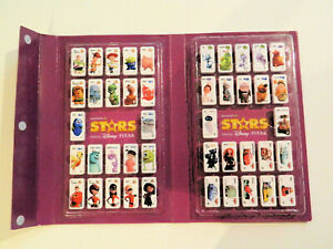 Walt Disney Pixar Domino set and organizer box by Woolworths