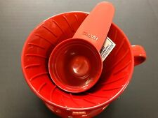 Hario V60 01 Coffee Dripper RED VD-01 R Red VD-01R For 1 - 2 Cups from JAPAN