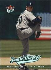2005 Fleer Ultra #180 Jamie Moyer Seattle Mariners