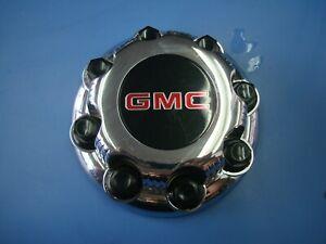 GMC Sierra 2500/3500 & Savana 25/3500 Chrome Hub Cap Cover OEM Surplus 9597159