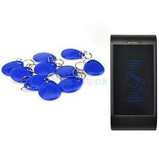 RFID Door Lock ID Card Reader Access Control System Home Office Security+10 Keys