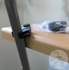 Stockhalter Frosch NEU festgeklemmt stehen Rollator Gehstock Krücken Stock