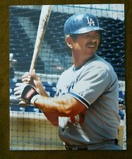 (2) RICK DEMPSEY 8x10 Unsigned Photo Los Angeles DODGERS RD3