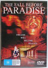 THE FALL BEFORE PARADISE (2004) DVD MOVIE Jennifer Chudy, Greg Cool