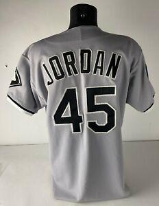 Michael Jordan 1994 Game Worn Chicago White Sox Jersey Sports Investors LOA