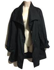 ACJ Women's UK 20 Swinger Jacket Stylish Mac Casual Classy Chic