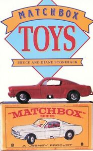 Matchbox Toys - History Types Dates Models / Over-size Illustrated Book