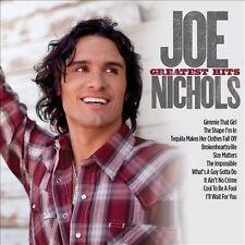 Joe Nichols : Greatest Hits CD