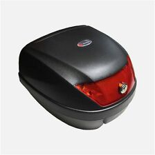 TOP CASE noir Universal Roller Valise Moto Valise ATV Quad 28 L