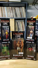 Red Robin Hawkman W. Woman Gr. Lantern Kid F Kingdom Come Lot of 5 FREE SHIPPING