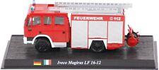 Iveco Magirus LF16 2000 Feuerwehr 1:72 Del Prado collection