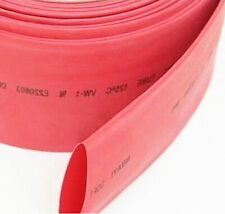 """60pcs 6"""" Wire Wrap Assortment Set Red Heat Shrinkable Shrink Tube Sleeves[SN2]"""