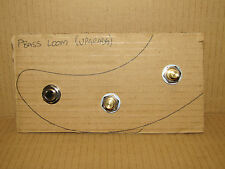 Precision bass upgrade loom.  CTS pots
