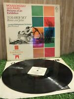 Tchaikovsky Romeo & Juliet London Phil Orchestra LP Vintage Record Mint 33 Vinyl