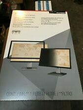 """3M Framed Privacy Filter PF270W9F Display Privacy Filter for 27"""" Wide Screen"""