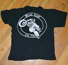 RaRe *1978 MEATLOAF* vintage rock concert tour t-shirt (S/M) 70s 80s Meat Loaf