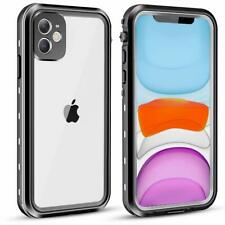 Waterproof Case for iPhone 11, Fully Sealed Snowproof Shockproof Dustproof Dirtp