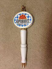 Rare Redhook Hoptoberfest Tap Handle Beer bar pub keg Kegerator