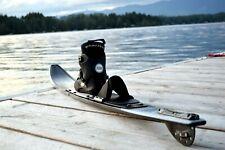 "Connelly Slalom Waterski GTR 67"" water ski -Intuition boot (HO Radar)"