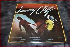 Jimmy Cliff In Concert The Best Of 1976 LP Vinyl Record Reprise Records EX