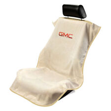 Seat Armour Front Car Seat Cover For GMC - Tan Terry Cloth