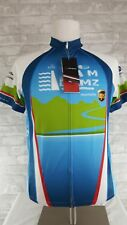 Nwt Primal Jam The Damz Mens Cycling Jersey Shirt Size M Raglan
