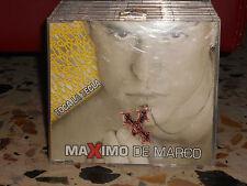 MAXIMO DE MARCO - TOCO LA TECLA - HOMBRE - MIRA EL MAR - cd singolo 2002