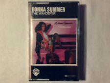 DONNA SUMMER The wanderer mc cassette k7 ITALY COME NUOVA LIKE NEW!!!