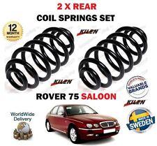 Per Rover 75 Berlina 1.8 2.0 2.5 + CDTI 1999-2005 NUOVO 2 X Posteriore Molla Elicoidale Set